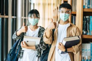 Guía rápida de apoyo COVID-19 para estudiantes internacionales en Australia